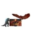 Godzilla King of the Monsters Matchups Figurina  Godzilla & Rodan 9 cm (mai 2019)