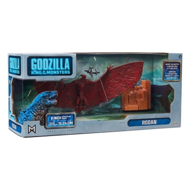 Godzilla King of the Monsters Monster Action Figurina Rodan 15 cm (mai 2019)