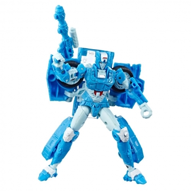 Transformers Generations War for Cybertron: Chromia 14 cm (Aprilie 2019)