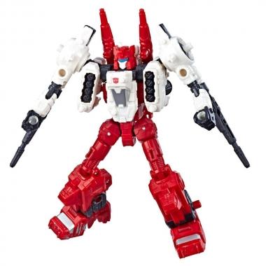 Transformers Generations War for Cybertron: Autobot Sixgun 14 cm  (Aprilie 2019)