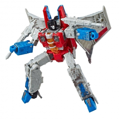 Transformers Generations War for Cybertron: Starscream 18 cm  (Aprilie 2019)