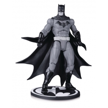 Batman Black & White Batman by Greg Capullo 17 cm