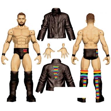 "Figurina WWE Finn Balor Elite ""Top Talent of 2018"""