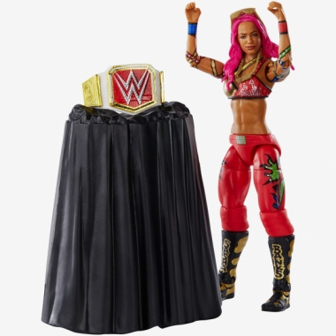 "Sasha Banks WWE Elite ""WrestleMania 35"", 18 cm"