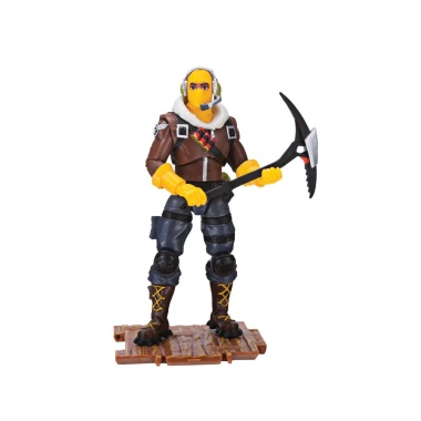Fortnite Solo Mode Figurina Raptor 10 cm