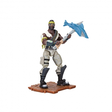 Fortnite Solo Mode Figurina  Bandolier 10 cm