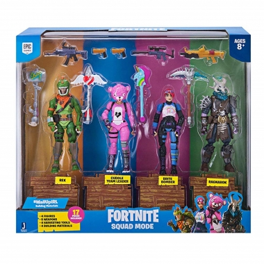 Fortnite Squad Mode 4 Figurine 10 cm