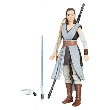 Figurina Rey (Jedi Training) (Episode VIII) 15 cm