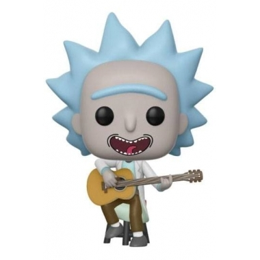 Rick and Morty POP! Animation Vinyl Figure Tiny Rick 10 cm