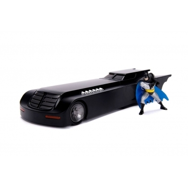Masina Batman Animated Metals Diecast 1/24 Batmobile