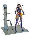Captain Marvel Marvel Select Figurina Psylocke 18 cm