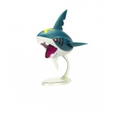 Pokemon, Figurina Articulata Sharpedo 11 cm