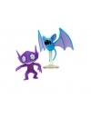 Pokemon, Set 2 figurine Sableye & Zubat, 5 cm