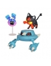 Pokemon Set 3 Minifigurine Litten, Cosmog & Metang 5-7 cm