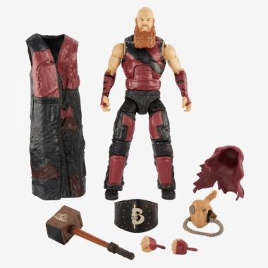 Figurina WWE Erick Rowan Elite 66, 18 cm