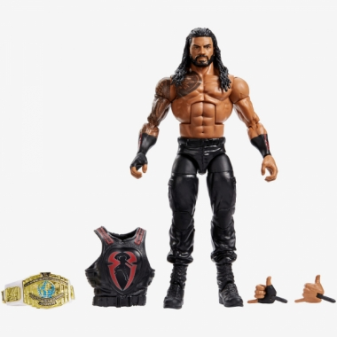 Figurina WWE Roman Reigns Elite 65, 18 cm