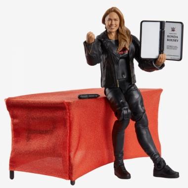 Figurina WWE Ronda Rousey Elite 65, 18 cm
