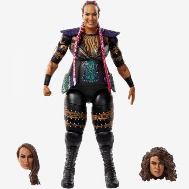 Figurina WWE Nia Jax Elite 65, 18 cm