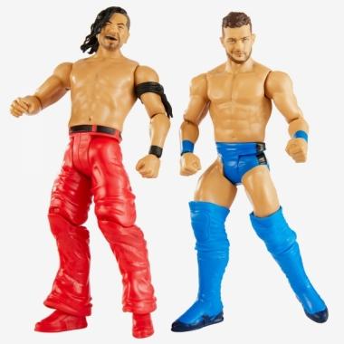 Shinsuke Nakamura & Finn Balor Battle Packs 57
