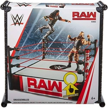 Ring Wrestling Raw Superstar Wrestling Ring