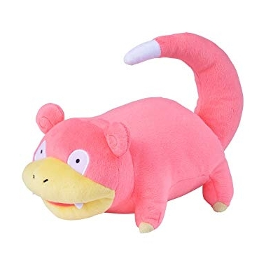 Pokemon, jucarie de plus Slowpoke 30 cm (August)