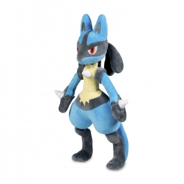 Pokemon, jucarie de plus Lucario 30 cm (August)