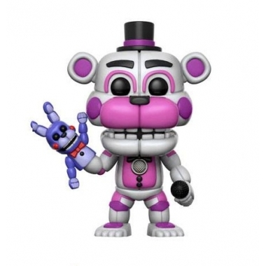 FNAF Funko Pop Sister Location Funtime Freddy 9 cm