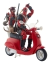Marvel Legends Ultimate Deadpool with Scooter 15 cm