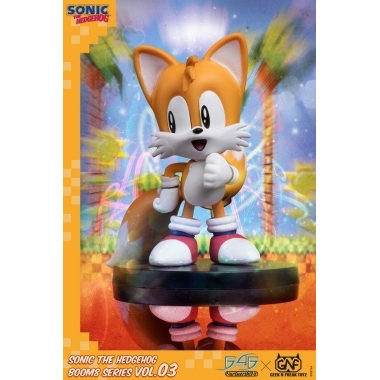 Sonic The Hedgehog BOOM8 Figurina PVC  Vol. 03 Tails 8 cm