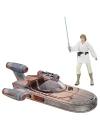 Star Wars Black Series  Vehicle 2017 Luke Skywalker's X-34 Landspeeder 15 cm