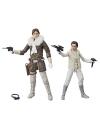 Star Wars Leia & Han (Hoth) Convention Exclusive 15 cm