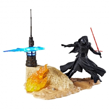 Star Wars Episode VIII Black Series Centerpiece Diorama 2018 Kylo Ren 15 cm