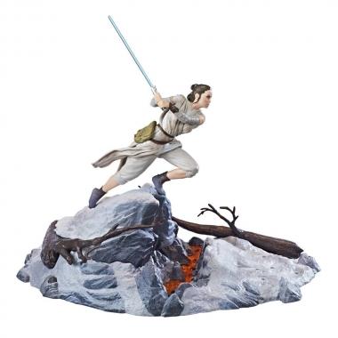 Star Wars Episode VIII Black Series Centerpiece Diorama Rey (Starkiller Base) 15 cm