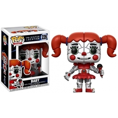 FNAF Funko POP! Sister Location Baby 10 cm