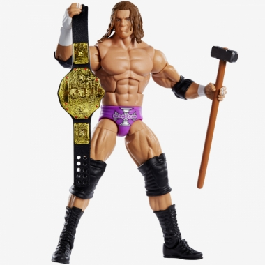 "Figurina WWE Triple H Elite ""WrestleMania 35"", 18 cm"