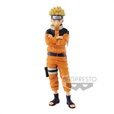 Figurina Naruto Shippuden Grandista Shinobi Relations Uzumaki Naruto #2 23 cm