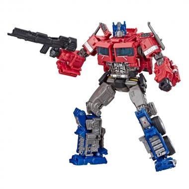 Transformers Studio Voyager Class 2019 Optimus Prime 18 cm