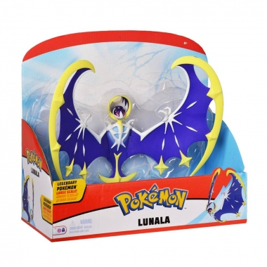 Pokemon Legendary Figurina Lunala 30 cm