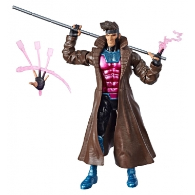 Marvel Legends X-Men 2019, Figurina Gambit 15 cm