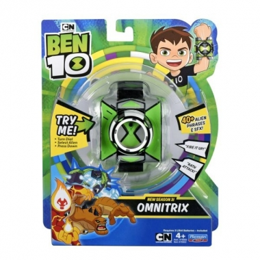Ben 10 Ceas Omnitrix Standard (Sezonul 3)