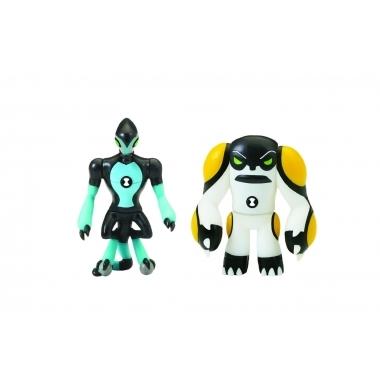 BEN 10, XLR 8 & Ghiulea minifigurine 8 cm