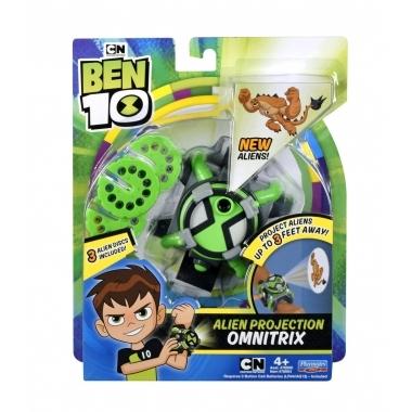 Ben 10, Ceas Omnitrix cu proiector