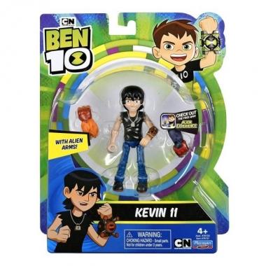 Ben 10, FIgurina Kevin 12 cm (articulata)