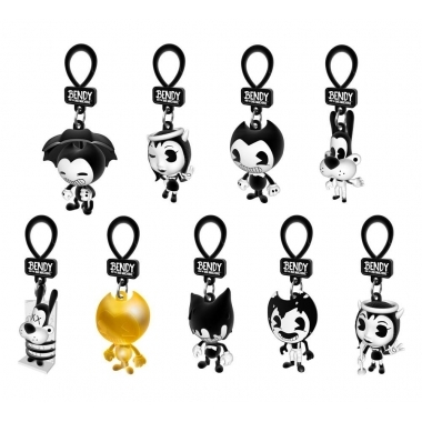 Bendy and the Ink Machine Clips 7 cm (1 figurina)
