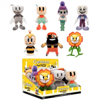 Jucarie plus Cuphead 15 cm (August)