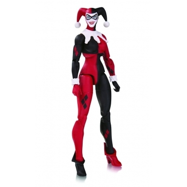 DC Essentials Action Figure Harley Quinn 18 cm