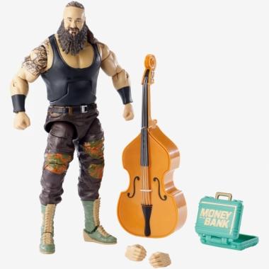 Figurina WWE Braun Strowman Elite 68, 18 cm