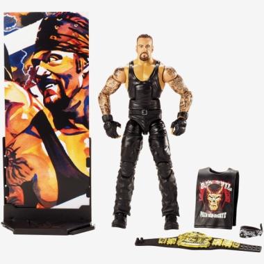 Figurina WWE Undertaker Elite 55, 18 cm