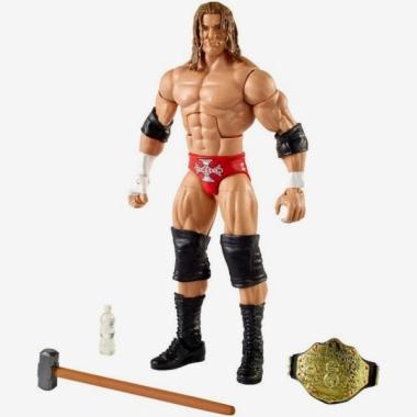 Figurina WWE Triple H Fan Central Elite, 18 cm