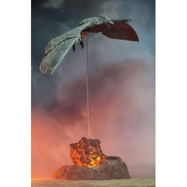 Figurina Godzilla: King of the Monsters 2019  Rodan 18 cm (Octombrie)